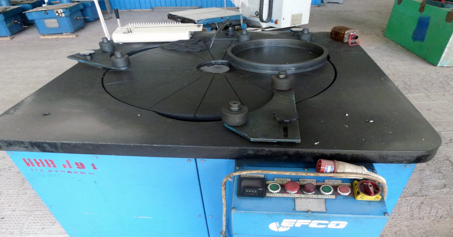 Polishing machine EFCO-FLM 1000