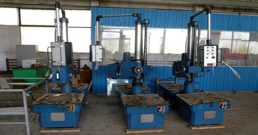Grinding-and-lapping machine (with two tables) EFCO-SМ 750